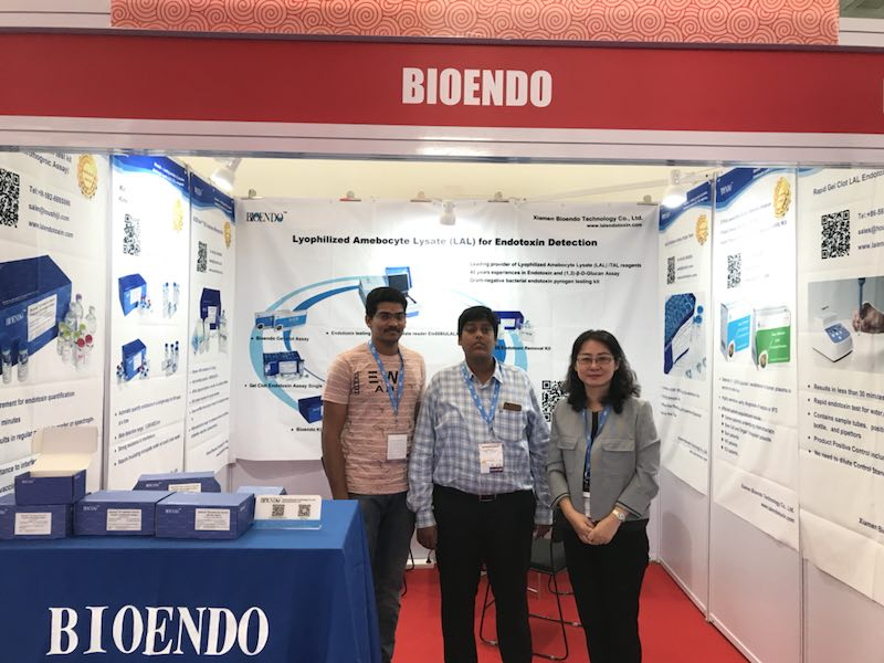 Bioendo Attended Analytica Anacon India & India Lab Expo, September 6-8, 2018, Hyderabad, India