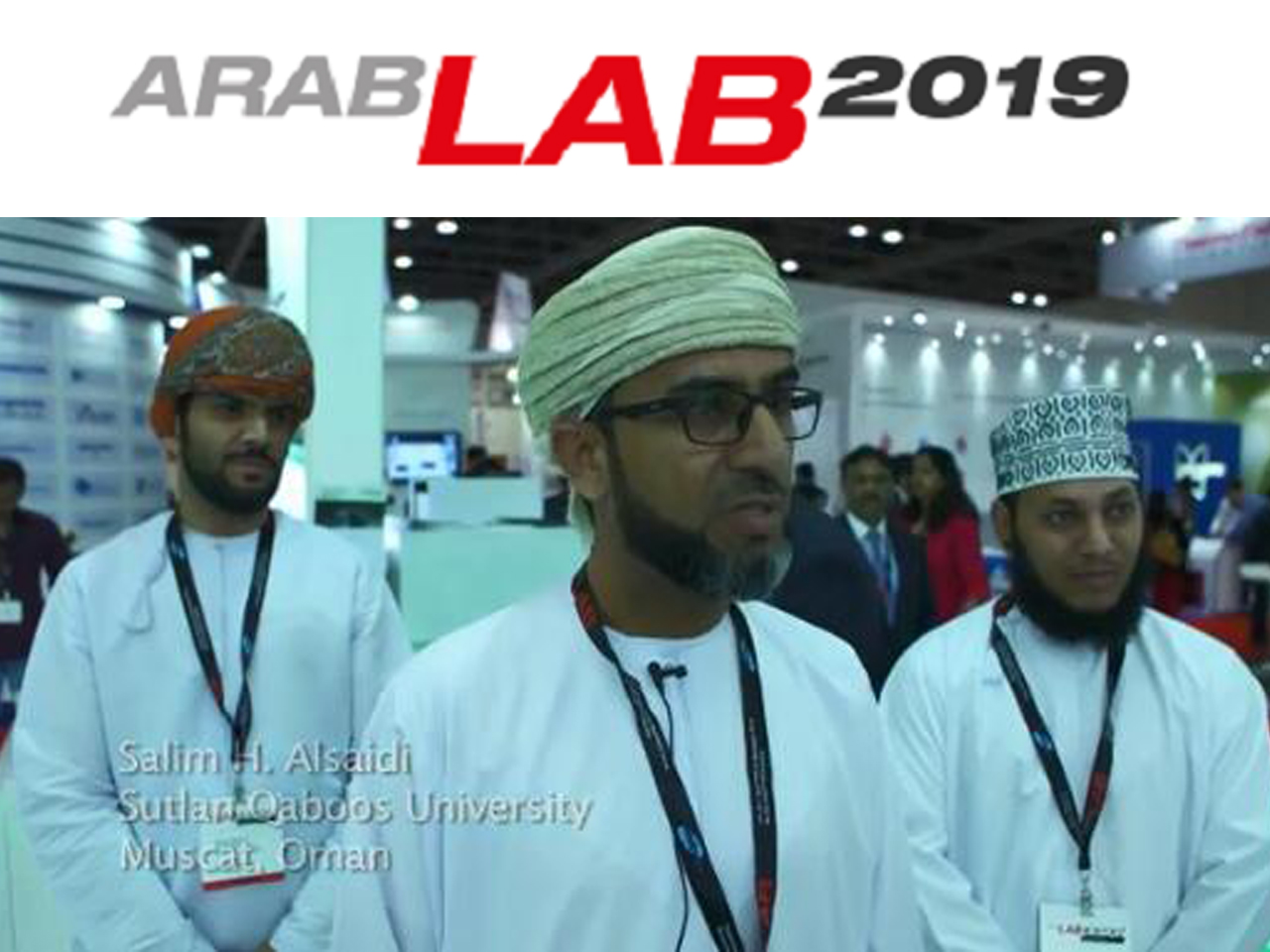 Arab lab 2019 Expo