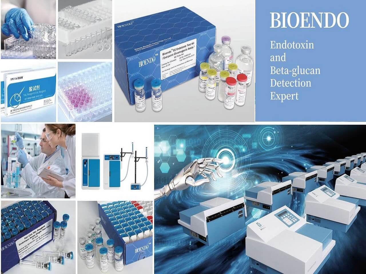 Bioendo in Analitica Latin America with Booth No. CP06-1