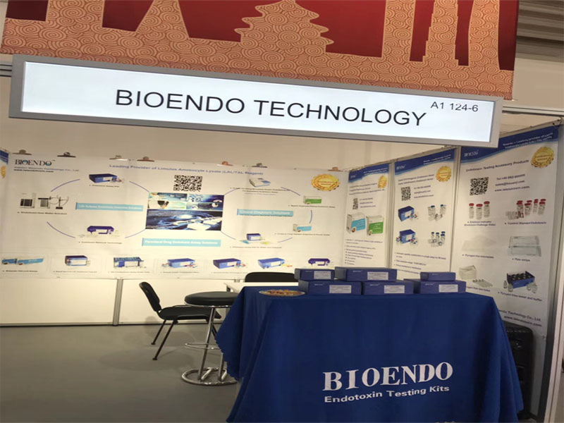 Bioendo Attended Analytica, April 10-13, 2018, Messe München